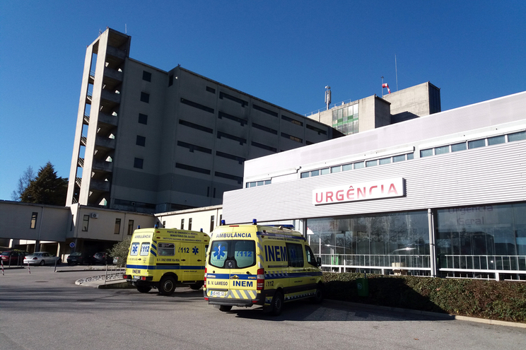 Homem morreu este domingo no Hospital de Vila Real