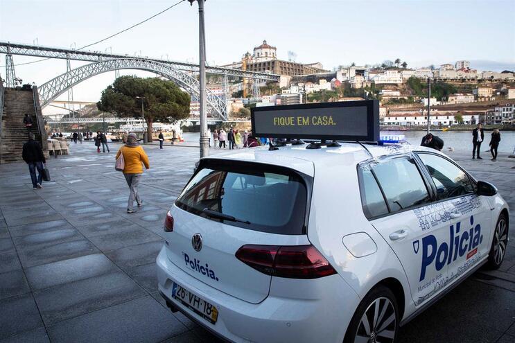 Policia Municipal do Porto vai colaborar com a PSP