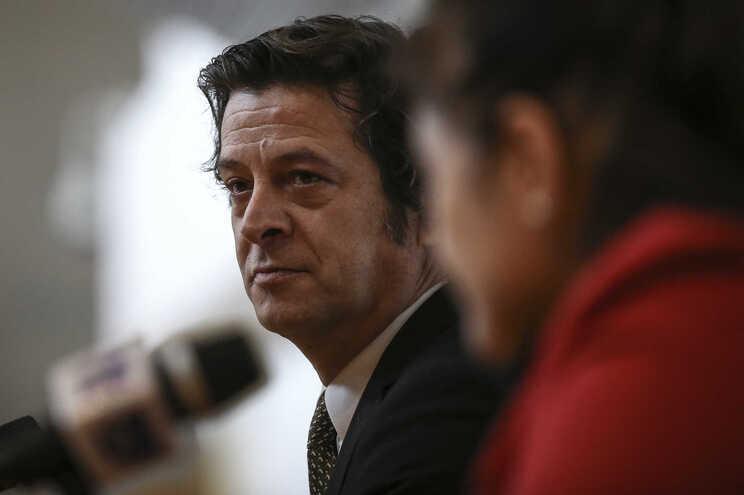 Salvador Malheiro, atual presidente da Câmara Municipal de Ovar