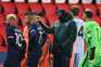 Ao que tudo indica, o insulto foi dirigido a Pierre Webo, um dos adjuntos da equipa turca