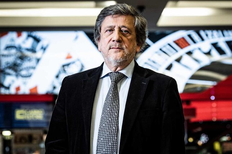 O administrador da Estoril Sol, António Vieira Coelho