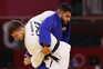 Judoca israelita Tohar Butbul fica sem adversário pela segunda vez