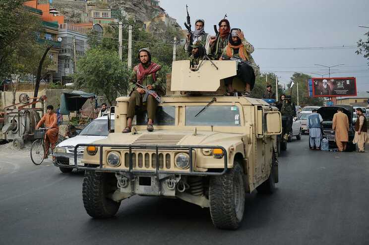 Os talibãs conquistaram Cabul em 15 de agosto, concluindo uma ofensiva iniciada em maio