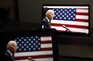 Sem surpresa, a maioria dos delegados escolheu o antigo vice-presidente para enfrentar o presidente republicano