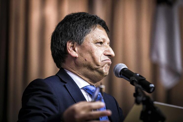 José Artur Neves, secretário de Estado da Proteção Civil