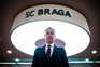 """Braga """"liminarmente contra"""" Superliga europeia"""
