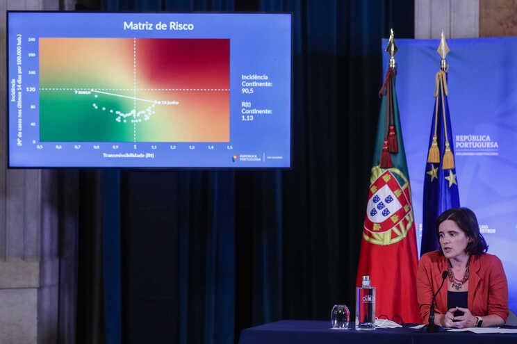 A ministra de Estado e da Presidência, Mariana Vieira da Silva