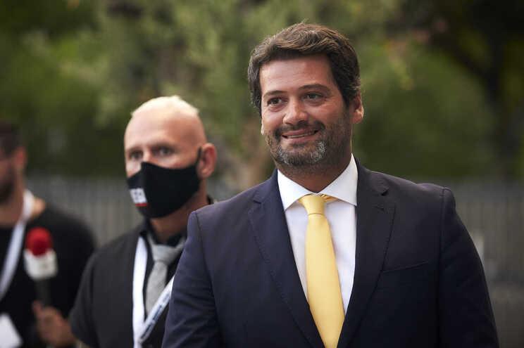 André Ventura, do Chega