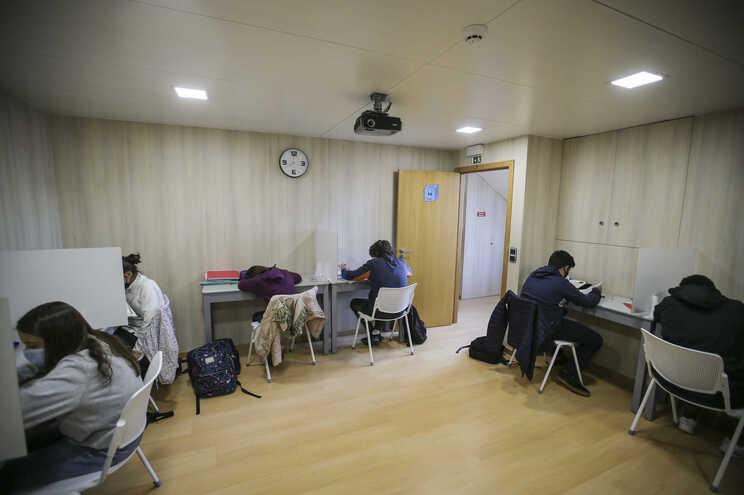 Centros de explicações com menos procura para apoio aos exames