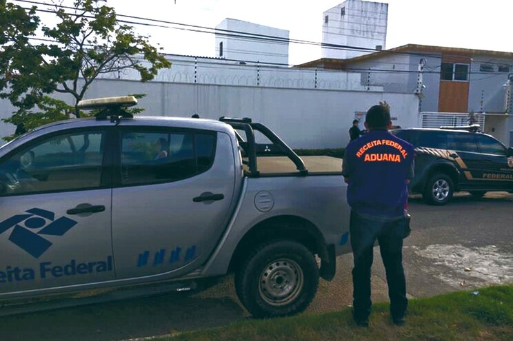 Autoridades brasileiras passaram os últimos dois dias a arrestar o avultado património do grupo criminoso