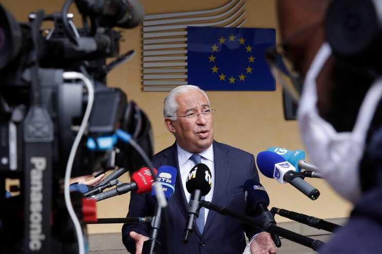 António Costa entregou Plano de Recuperação e Resiliência em Bruxelas