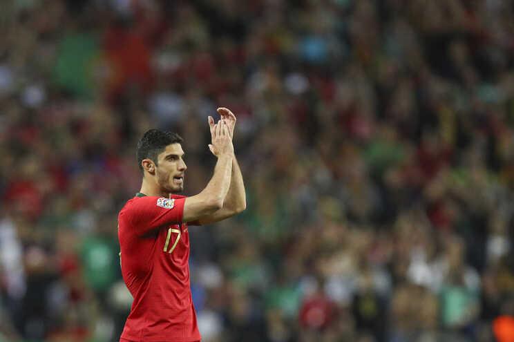 Avançado falhou o primeiro treino da preparação do Euro 2020