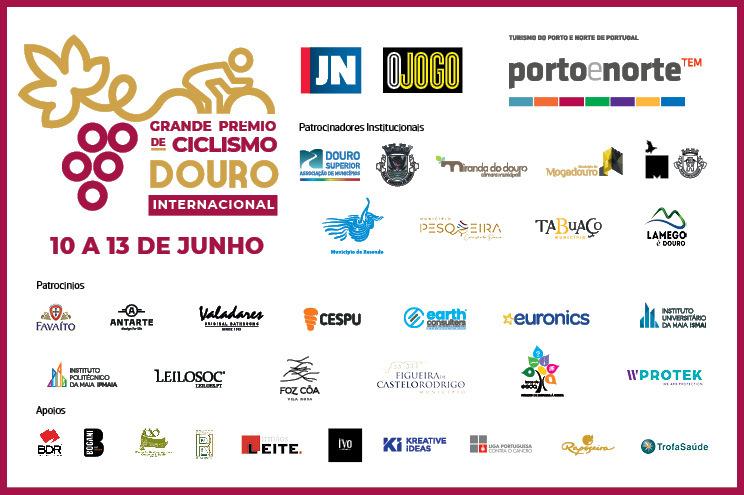 Grande Prémio Ciclismo do Douro Internacional JN   JG   Turismo do Porto e Norte de Portugal