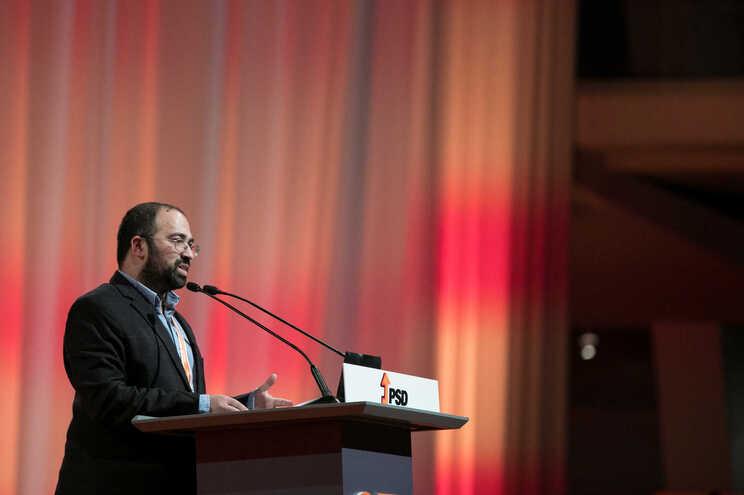 O presidente do Conselho de Jurisdição Nacional do PSD, Paulo Colaço