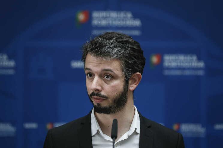 Deputado do BE, Moisés Ferreira