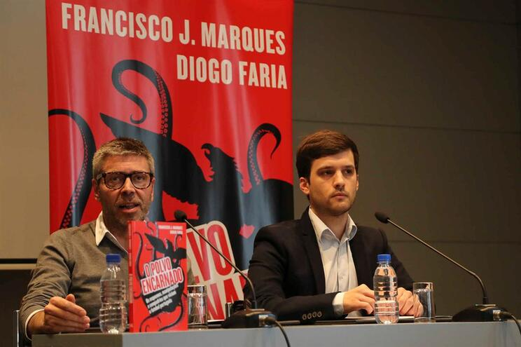 Francisco J. Marques e Diogo Faria