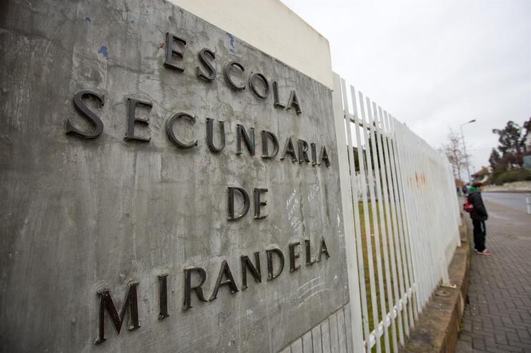 Escola secundária de Mirandela