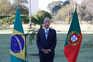 Certificado da UE dispensa Marcelo de isolamento após visita ao Brasil