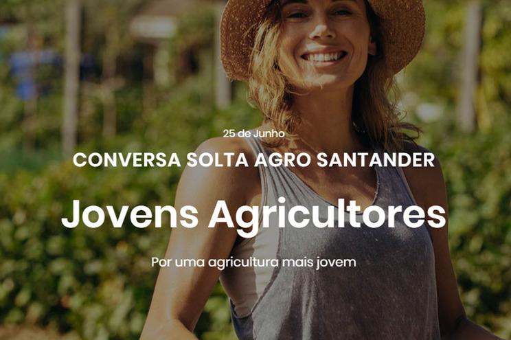 """""""Conversa Solta"""" com jovens agricultores em direto esta quinta-feira"""