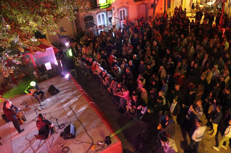 Festival de Jazz na Praça da Erva em 2019