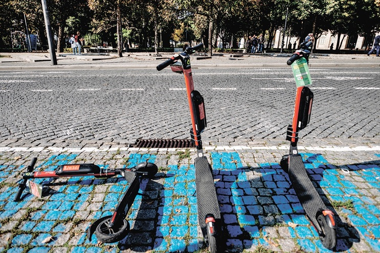 Diretiva abrange novas formas de mobilidade suave