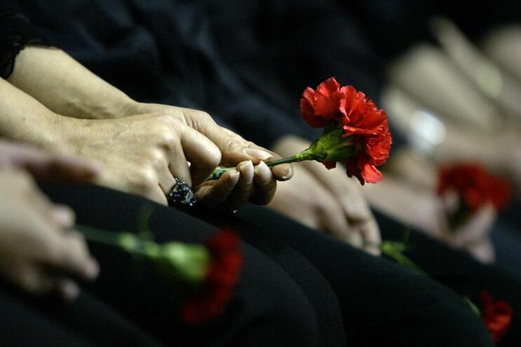 O gesto simbólico foi inicialmente sugerido pela Associação 25 de Abril face ao cancelamento das comemorações