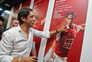 Rui Costa é o atual presidente do Benfica após a renúncia de Luís Filipe Vieira