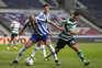 F. C. Porto e Sporting defrontaram-se este sábado