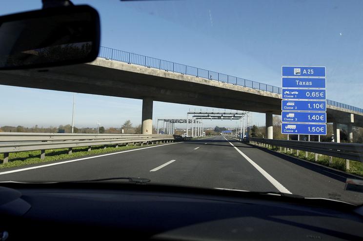 A25 foi a autoestrada que mais descontos registou