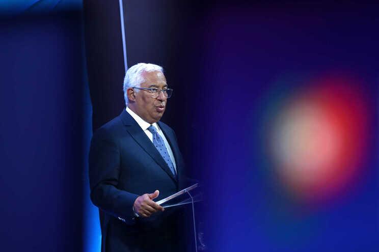 O primeiro-ministro, António Costa,