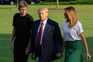 O presidente dos EUA, Donald Trump, e a primeira-dama, Melania Trump, estão infetados com o novo coronavírus