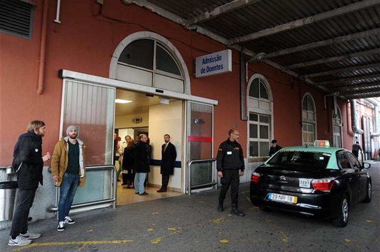 Urgência do Hospital de S. José, Lisboa