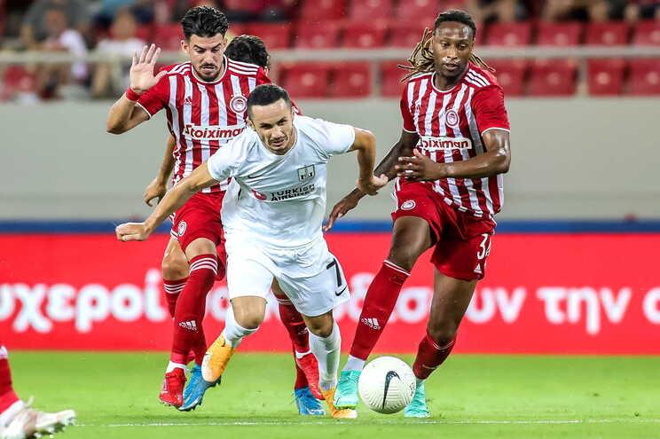 Português Rúben Semedo jogou pelo Olympiacos