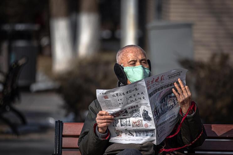 Pequim, China, 9 de fevereiro