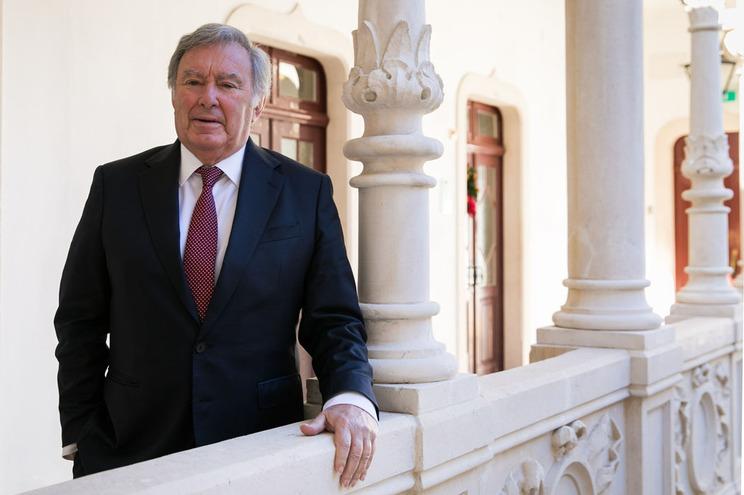 Basílio Horta, presidente da Câmara Municipal de Sintra