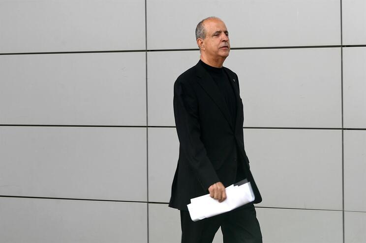 Joe Berardo saiu em liberdade com caução de cinco milhões