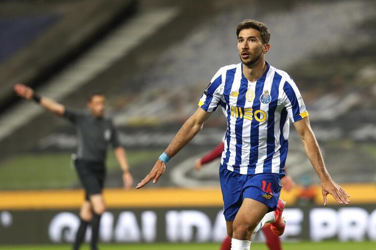 Grujic escolheu o F. C. Porto