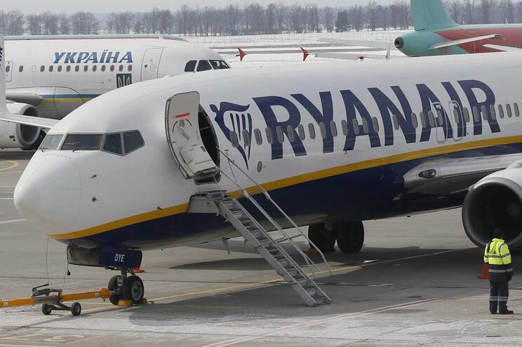 Ryanair é transportadora aérea de baixo custo irlandesa