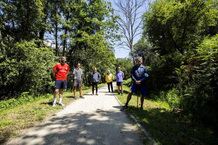 Pelos caminhos pedestres de Portugal há 7691 quilómetros homologados