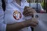 Enfermeiros cumprem segundo dia de greve