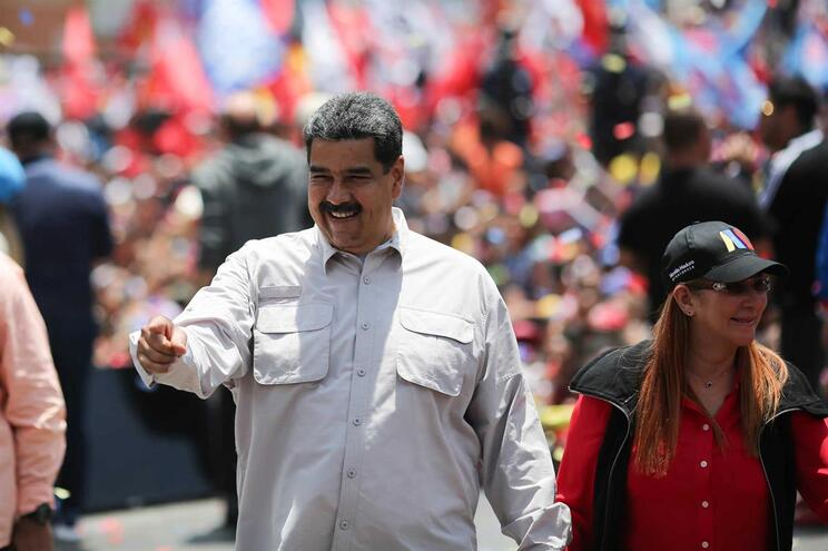 Nicolás Maduro, presidente venezuelano