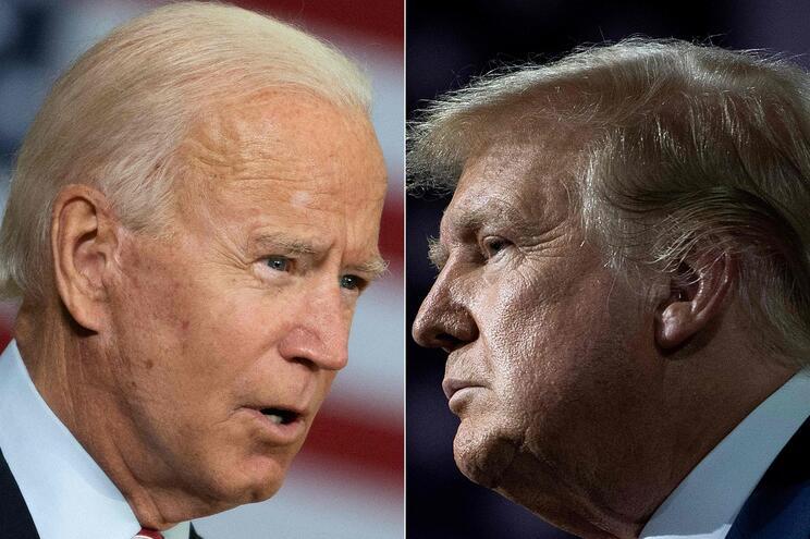 Corrida à Casa Branca: o primeiro debate entre Trump e Biden em direto