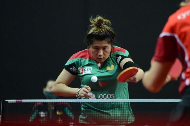 Portuguesa Shao Jieni qualificou-se esta sexta-feira para as meias-finais da qualificação europeia feminina