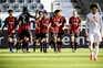O Eintracht Frankfurt venceu este sábado