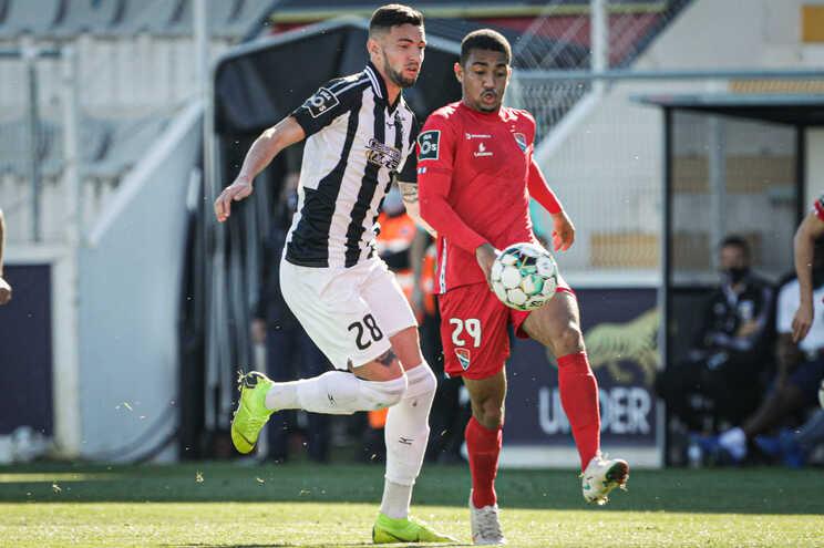 O Portimonense venceu o Gil Vicente