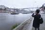 Rio Douro emcheiano Porto a partir das 2 horas de quarta-feira