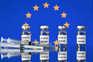 Além desta vacina da Pfizer e BioNTech, a Comissão Europeia já tem uma carteira com seis outras potenciais
