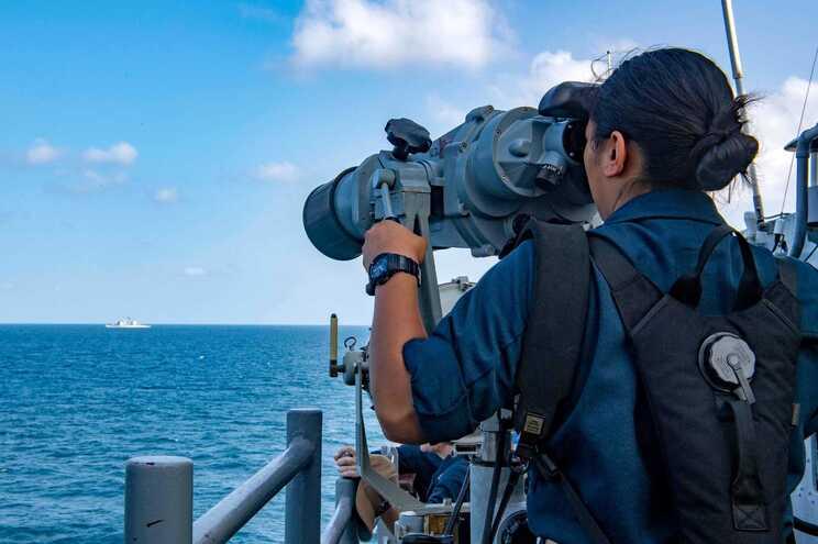 Marinha dos EUA confirmou o ataque