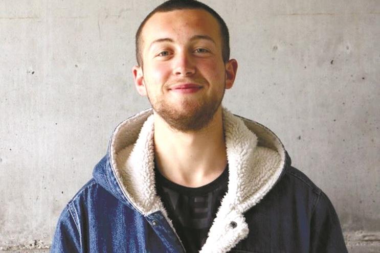 Gonçalo Azevedo, finalista do 12.º ano