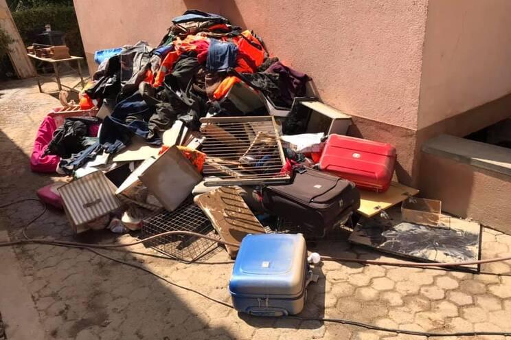 Família portuguesa pede ajuda depois de perder tudo nas cheias no Luxemburgo